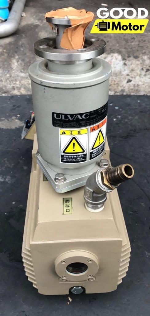 Bơm hút chân không Ulvac D240DK