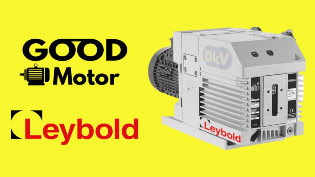 Leybold không ngừng phát triển