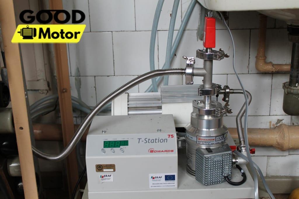 Công dụng của máy bơm phân tử Turbo