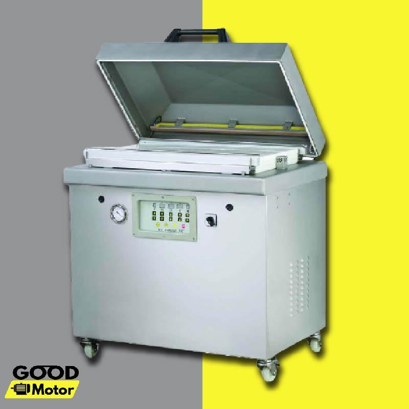 Máy bơm hút chân không được sử dụng trong quy trình đóng gói bao bì