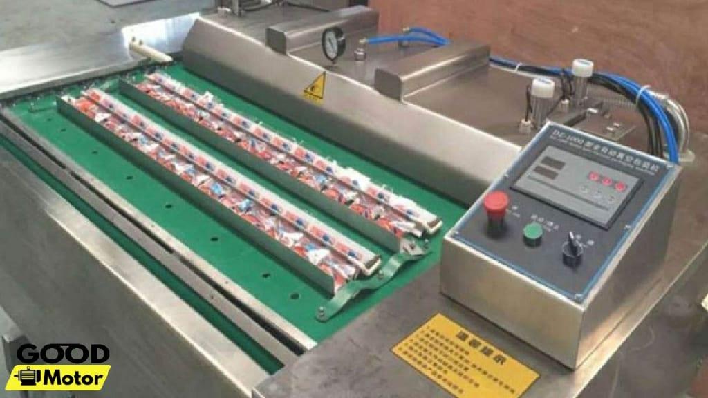 Công nghệ chân không trong công nghiệp thực phẩm